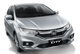 New Honda City 2018